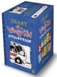 Diary of Wimpy Kid 10 box