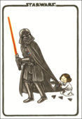 Vaders Little Princess Flexi Journal
