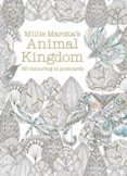Millie Marottas Animal Kingdom Postcard Box