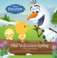 Frozen Olaf Welcomes