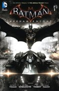BATMAN ARKHAM KNIGHT V1