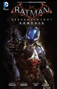 BATMAN ARKHAM KNIGHT GENESIS