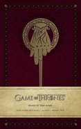Game of Thrones  Kings Hand Journal Ruled Journal 1