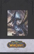 World of Warcraft Dragons Blank Journal
