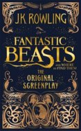 Fantastic Beasts and Where to Find Them Original Screenplay