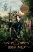 Miss Peregrine´s Home For Peculiar Children Movie tie