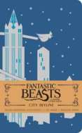 Fantastic Beasts And Where To Find Them: City Skyline Notebook