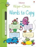 Wipe-clean Words to Copy