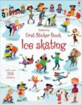 First Sticker Book Ice Skating