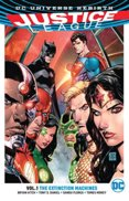 Justice League V1 Rebirth