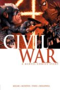 Civil War Hc New Printing Reprint Mcniven Cover