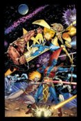 Guardians Of The Galaxy By Jim Valentino Omnibus