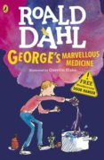 Georges Marvellous Medicine (Colour book and CD)