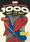 Marvels Spider-Man 1000 Dot-to-Dot Book