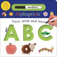 Alphaprints: Trace, Write & Learn: ABC
