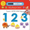 Alphaprints: Trace, Write & Learn: 123