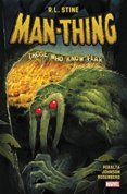 Man Thing By R.L. Stine