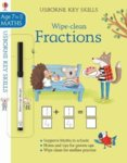Wipe clean Fractions 7-8
