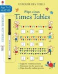 Wipe clean Times Tables 7-8