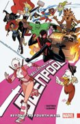 Gwenpool the Unbelievable 4  Beyond the Fourth Wall