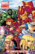 Marvel Mangaverse The Complete Collection