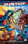 Justice League 5 Legacy Rebirth