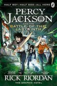 The Battle of the Labyrinth: The Graphic Novel (