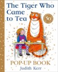 The Tiger Who Came To Tea 50Th Anniversary Pop-Up Edition