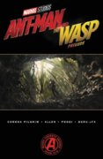 Marvels AntMan And The Wasp Prelude