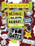 Tom Gates 12: Najvnuk, najsyn, najbrat..(To iste!)