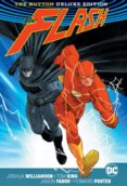 Batman The Flash The Button Deluxe Edition