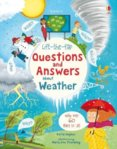 Lift-the-Flap Questions and Answers About Weather