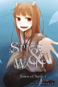 Spice And Wolf 8 Novel