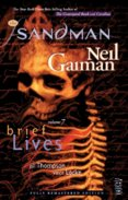 Sandman 7 Brief Lives 30th Anniversary Edition