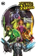 Justice League Odyssey 1 The Ghost Sector Justice League Odysey