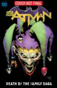 Batman 3 Death of the Family The New 52