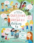 Lift-the-Flap Questions & Answers: about Growing Up