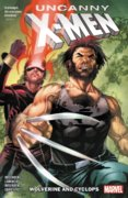 Uncanny Xmen Wolverine and Cyclops 1