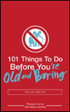 101 Things to do Before You are Old