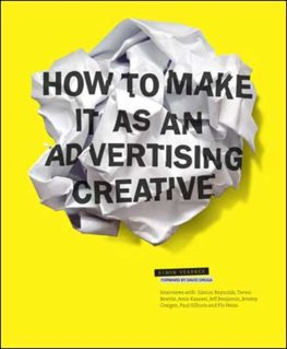How to Make it as and Advertising