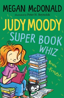 Judy Moody, Super Book Whiz