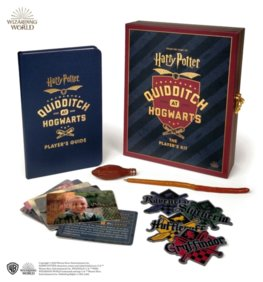 Harry Potter Quidditch at Hogwarts: The Players Kit