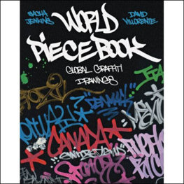 World Piecebook: Global Graffiti