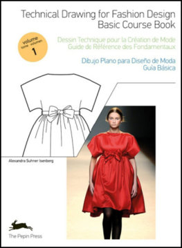 Technical Drawing for Fashion Design 1