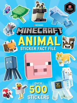 Minecraft Survival Sticker Book : An Official Minecraft Book from Mojang