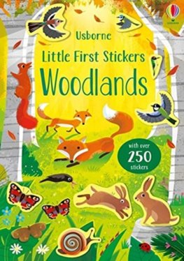 Little First Stickers Woodlands