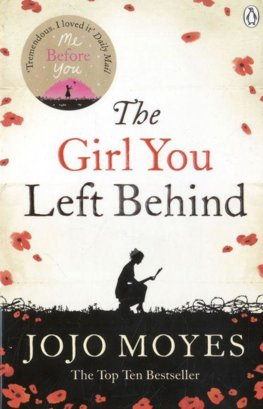Girl You Left Behind