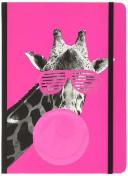 Notebook Office Cool Giraffe