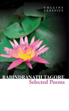 Selected Poems Of Rabindranath Tagore
