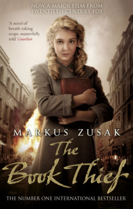 Book Thief Film Tie-In